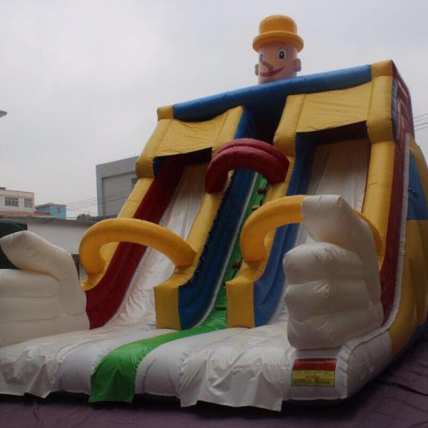 Big and Funny Pinocchio Slide Rental