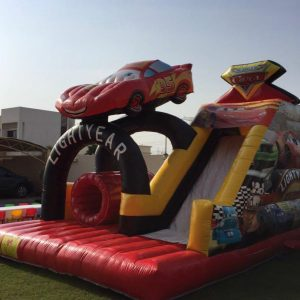 Big Cars Slide Rental