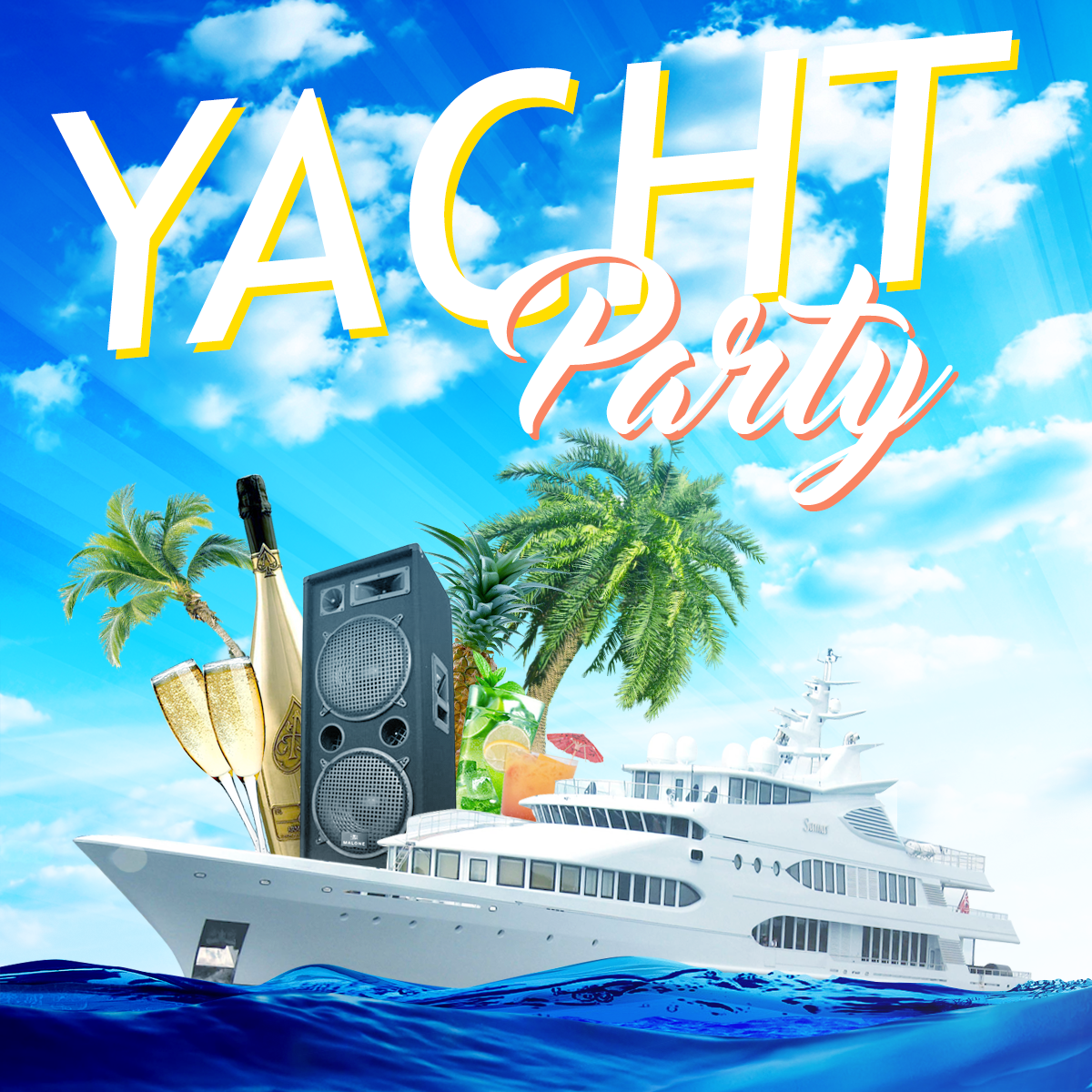 Yachts Package (Corporate Event, Birthday, Anniversary)