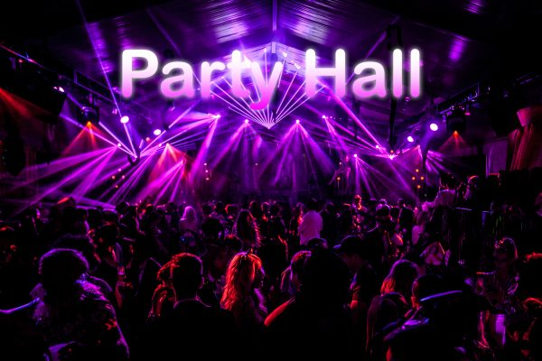 Hire Party Hall