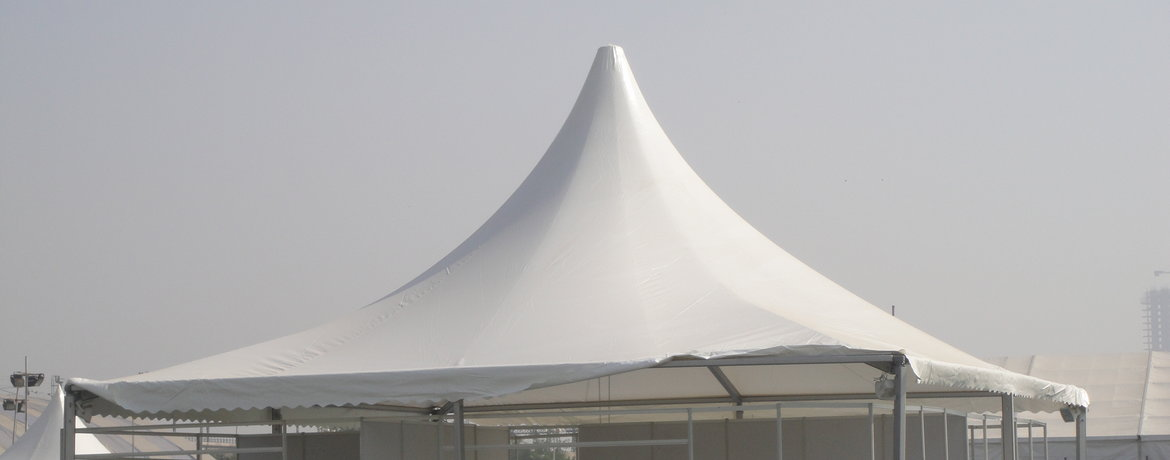 How to Rent a Tent in Dubai