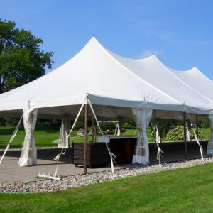Open-Side Tent for Rent