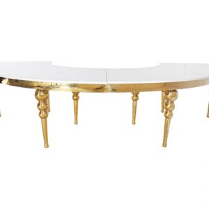 Apollo Dining Table Rental