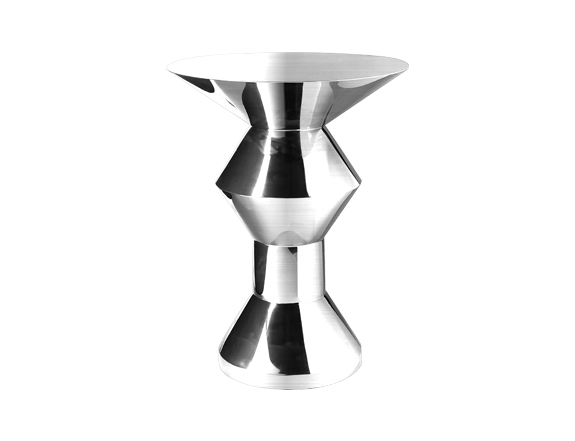 Rent Hyde Cocktail Table Silver