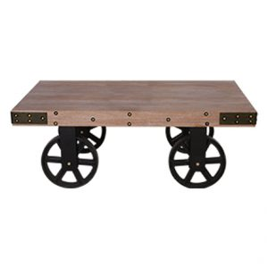 Rent Wheel Barrow Coffee Table