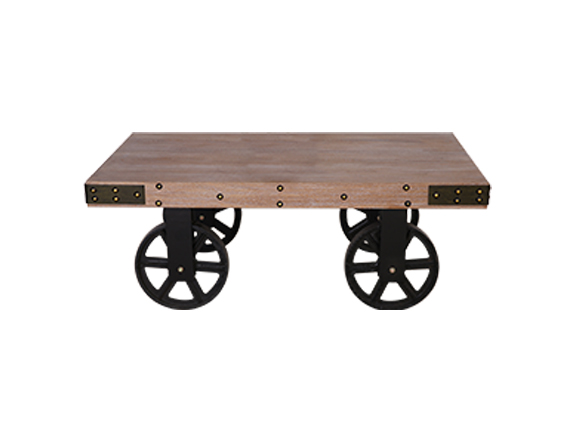 Rent Wheel Barrow Coffee Table