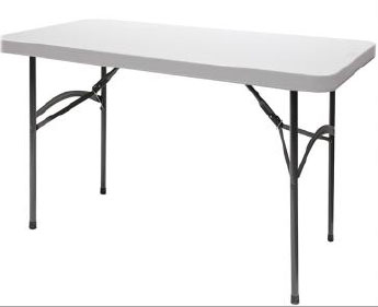 Rent Table for Adults without Cover