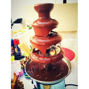 Rent Chocolate Fountain