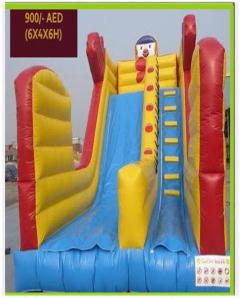 Rent Clown Slide
