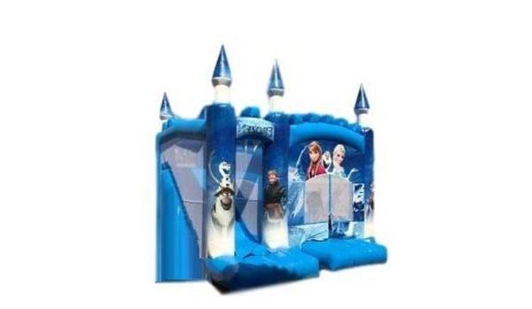 Rent Frozen Combo (Slide & Bouncy)