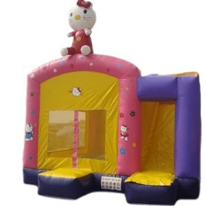 Rent Hello Kitty Combo (Slide & Bouncy)