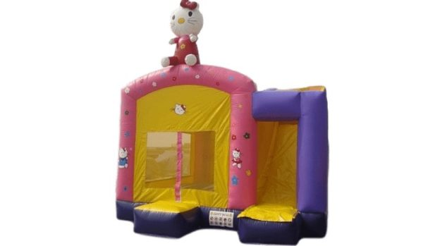Rent Hello Kitty Combo (Slide & Bouncy)