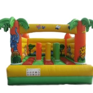 Rent Jungle Bouncing Castle