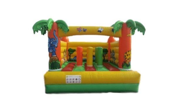 Rent Jungle Bouncing Castle