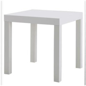 Rent Kids White Table