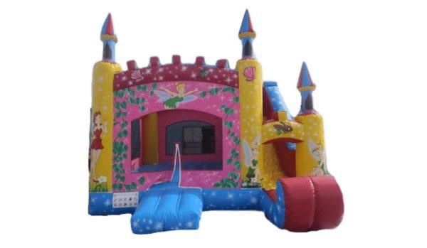 Rent Princess New Combo (Slide & Bouncy)