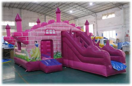 Rent Princess Small Combo (Slide & Bouncy)