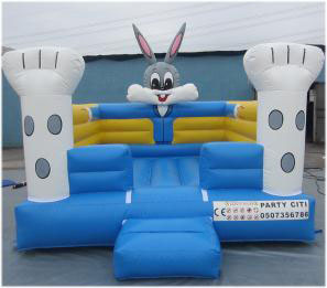 Rent Rabbit Bouncing Castle