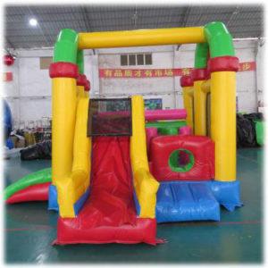 Rent Rainbow Combo (Slide & Bouncy)
