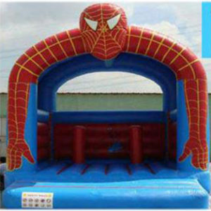 Rent Spiderman Bouncing Castle