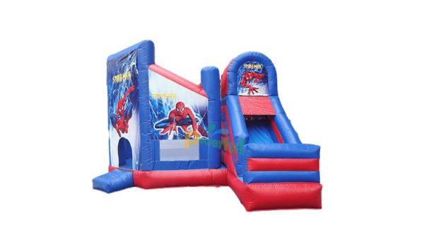 Rent Spiderman Combo (Slide & Bouncy)
