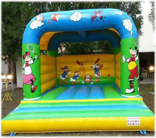 Rent Tumble Time Bouncing Castle