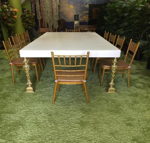 Rent Gold Chivari Chairs