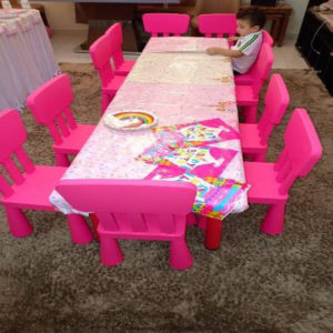 Rent Kids Pink Chairs