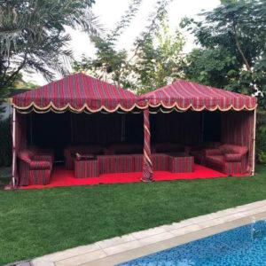 Sadu Tent Rental