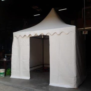 White Tent Rental