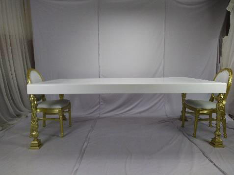 Rent Wooden Dining Table